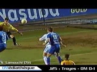 L1, Saison 05/06: Troyes - OM & J27