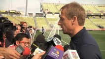 Klinsmann wary of wounded Mexico