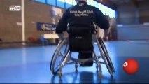 Handisport : vol de fauteuils roulants