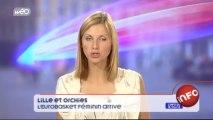 Lille et Orchies : l'Eurobasket féminin arrive
