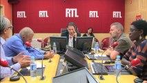 La charte de la laïcité à l'école, le débat à Droite sur le FN, la popularité de François Hollande remonte, mobilisation contre la réforme des retraites