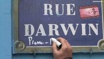 Un biologiste de l'évolution à Montmartre