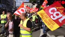 Manifestation contre le projet de réforme des retraites - Manifestation contre la réforme des retraites