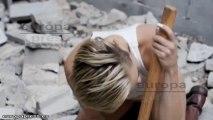 Miley Cyrus, desnuda en su nuevo videoclip