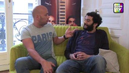 Eric et Ramzy parlent de Twitter