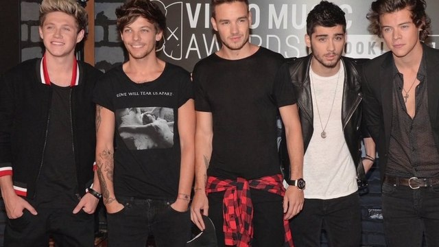 One Direction Announces New Album - One Direction Midnight Memories