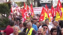 Avignon/ Manifestation contre la réforme des retraites