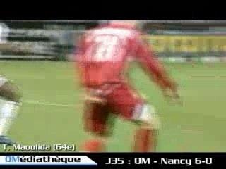 L1, Saison 05/06: OM - Nancy