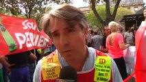 Mouvement social : 4 syndicats appellaient à manifester pour la défense des retraites