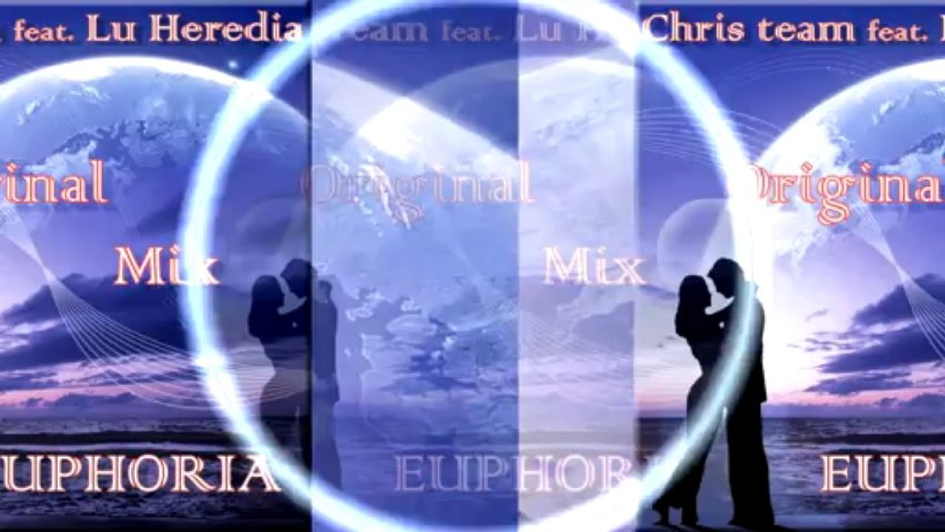 Chris Team Feat. Lu Heredia - Euphoria Tribute to Loreen