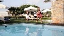 Grichenland  Hotel Grecotel Amirandes family beach hotel Crete, Familien Suite mit privatem Pool