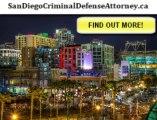 Criminal Defense Attorney San Diego - Chula Vista etc.