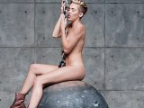 Miley Cyrus Bares All For New Music Video