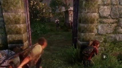 Joel et Ellie de The Last of Us