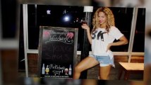 Beyonce partage des photos de ses vacances en famille