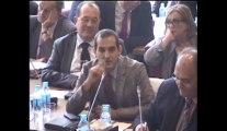 Commission des Affaires étrangères - Intervention de Pouria Amirshahi