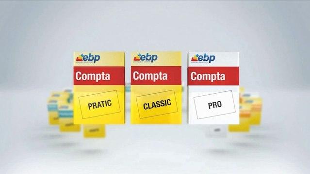 Logiciel Comptabilité EBP | Compta Pratic, Classic et PRO [DEMO]