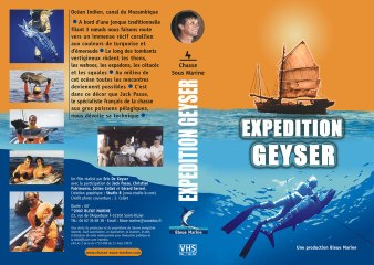 Expedition Geyser : chasse sous-marine