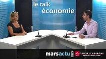 Le talk économie Marsactu : Brigitte Cavallaro, directrice général de la Mission locale de Marseille