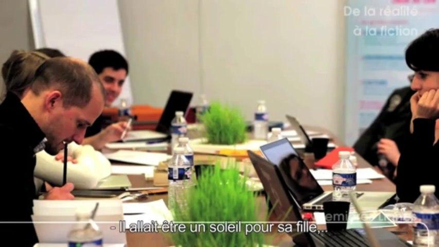 PREMIÈRES LIGNES -  Episode 2 : De la réalité à la fiction