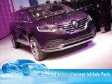 Renault Concept Initiale Paris au Salon de Francfort 2013