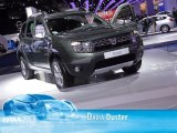 Dacia Duster au Salon de Francfort 2013