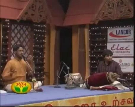 01 AbhishEk raghurAm varnam hindolam T M ThyAgarAjan