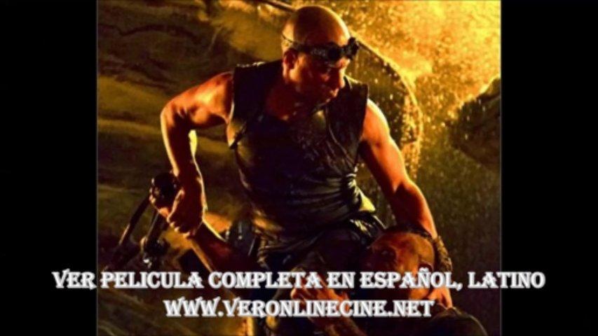 Ver Riddick 3 ver pelicula completa online gratis…
