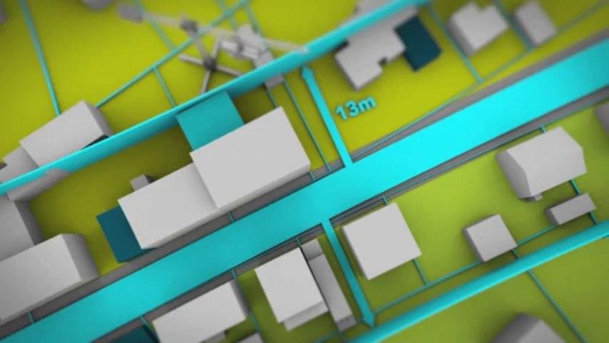 Les faubourgs : les règles d'urbanisme en 3D de la zone UB