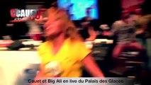 Cauet et Big Ali en direct du Palais des Glaces - C'Cauet sur NRJ