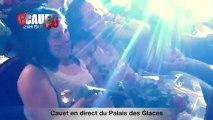 Cauet en direct du Palais des Glaces - C'Cauet sur NRJ