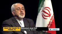 Iran FM Zarif 2 'US fails to respond to Iran warnings about Takfiris' chemical weapons in Syria' [Press TV Exclusive]
