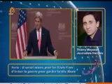 Sahar Report 10.09.2013 Thierry Meyssan, guerre en Syrie évitable?