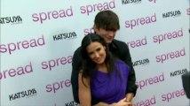 Demi Moore und Ashton Kutcher in Frieden