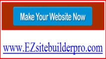 Best Website Builder--Completely Free EZsitebuilderpro.com church website builder