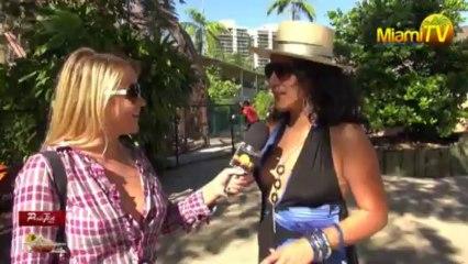 Miami TV Life - Jenny Scordamaglia - Peru Fest 2012