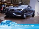 Volvo Concept Coupé au Salon de Francfort 2013