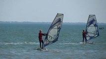 Planche à voile - La Tranche sur mer - Août 2013