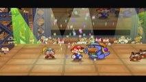 Paper Mario LPM [17] : Super Gonzales sur le ring !