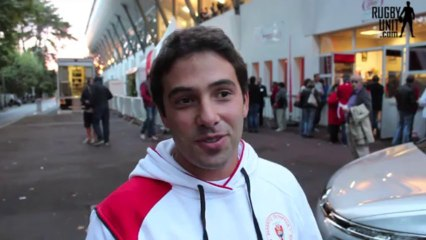 Interview d'avant match Toulouse - Biarritz