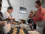 Les chefs cuisiniers à la foire agricole d'Hazebrouck