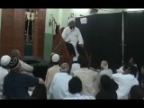 Allama Muhammad Ali Abid Qamabry, addressed with Chelum Majlis at Imam Bargah, Abul Fazlil Abbas a.s, P.I.B Colony.