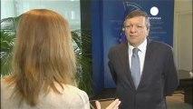 """Ue: Barroso a euronews """"pericoloso decentrare le competenze"""""""