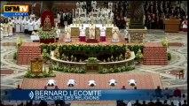 Le célibat des prêtres, nouveau débat de l'église catholique - 12/09