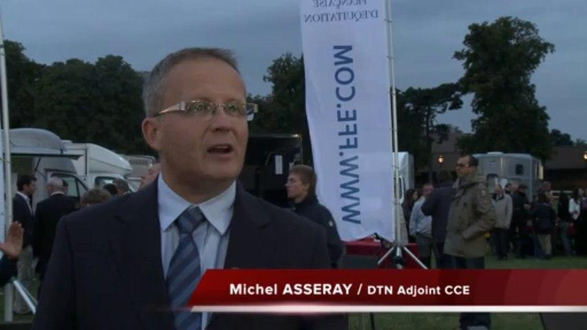 Interview Michel Asseray, DTN Adjoint CCE