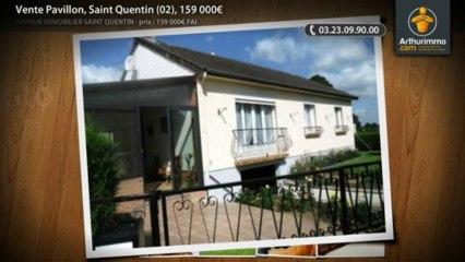 Vente Pavillon, Saint Quentin (02), 159 000€