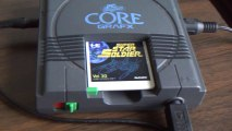 Classic Game Room - INSANITY review for PC-Engine - video