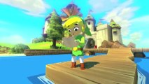 The Legend of Zelda : The Wind Waker HD (WIIU) - Trailer 08 - Nouveautés (FR)