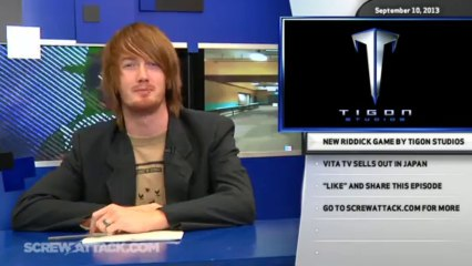 CoD Ghosts Preorder Deal, Tigon Games, and Vita TV - Hard News Clip