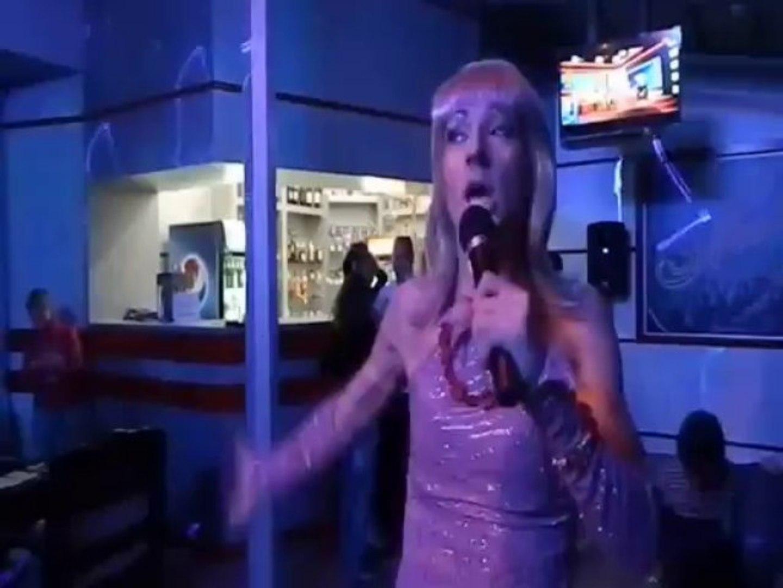 Травести-шоу дивы Dina Love в КРЦ